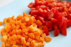 Морковь и помидор - продукты снижающие холестерин